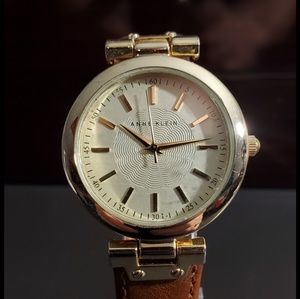 Anne Klein Gold and Classic